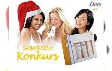 WYNIKI KONKURSU! Świąteczny zestaw marki DOVE wygrywa...