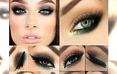Zielony makijaż oczu:  Ryzykowny kolor? Udowadniamy, że  jest niezwykle stylowy!