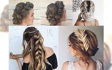 Stylowe fryzury na andrzejkową imprezę - urocze propozycje dla każdej z Was
