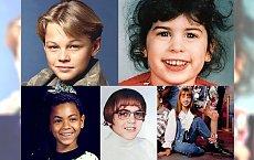 Tak wyglądały największe gwiazdy, kiedy były młode! Amy Winehouse, Lady Gaga i wiele innych! WOW!