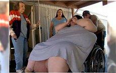 Potężna kobieta urodziła dziecko ważące 18 kilogramów! Zobaczcie jak wygląda