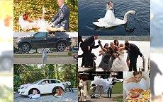 MEGA DZIWNE zdjęcia ślubne, które wołają o pomstę do nieba! Co Ci ludzie mają w głowach... DUŻA GALERIA - aż 49 zdjęć!
