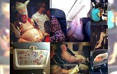 27 pasażerów samolotu, którzy rujnują podróż wszystkim wokół! Co oni wyprawiają?! Chyba powinni przerzucić się na napęd nożny!