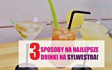 3 sposoby na wyjątkowe drinki, które będą HITEM na każdej imprezie!
