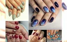 16 inspiracji na zimowy manicure. Najbardziej urocze wzorki 2017/2018