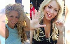 Shakira nie jest już blondynką! Ten kolor włosów ma też polska gwiazda