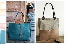 Najpiękniejsze torebki na 2017 rok- super wygodne i pojemne shopper bags!