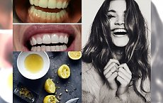Domowe sposoby na ekspresowe wybielanie zębów - zabłyśnij uśmiechem na Sylwestrze!