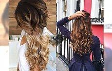 CARAMEL HAIR - koloryzacja idealna dla brunetek zgodna z trendami 2017 roku - dodaj sobie charyzmy!