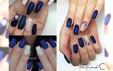 ROYAL BLUE - manicure idealny na styczeń 2017. Postaw na ożywczy i charyzmatyczny look!