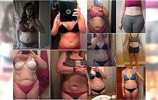Uwierzysz, że te kobiety ważą tyle samo?! Ich wygląd wcale na to nie wskazuje! CO ZA SZOK!