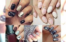 ZIMA 2017: przegląd najbardziej rozchwytywanych trendów ze świata manicure!