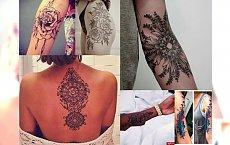 Genialne tatuaże, które nigdy się nam nie znudzą! Zerknij na te zachwycające motywy!