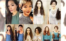 NIESAMOWITE METAMORFOZY! Poznaj 12 osób, które zdecydowały się na zmianę fryzury... Różnica w ich wyglądzie jest wręcz NIEBYWAŁA!