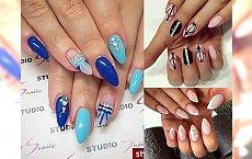 Manicure, który będziesz chciała wypróbować! Ekstra charyzmatyczne inspiracje!