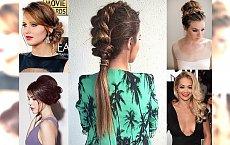 WOW! 20 wystrzałowych fryzur idealnych na imprezę! TRENDY 2017