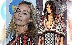 Małgorzata Rozenek w takiej samej sukience co Kim Kardashian! Wow, jest MOC! Która lepiej?