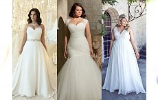 Najpiękniejsze suknie ślubne dla puszystych. Galeria z najpiękniejszymi propozycjami