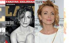 """Katarzyna Zielińska na okładce """"Playboya""""! """"Zrobiłam to dla sławy"""". Jak prezentuje się młoda mama?"""