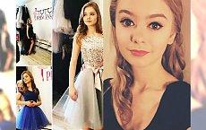 Julia Wróblewska wybiera sukienkę na studniówkę! 3 sukienki i każda piękna. Pomożecie?