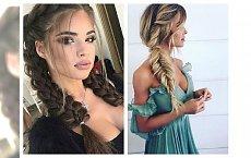 Najpiękniejsze warkocze dla długich włosów- wygodne upięcia dla każdej kobiety!