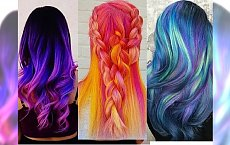 Mermaid Hair - niesamowite koloryzacje, przypominające włosy baśniowej syrenki