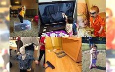Przy dzieciach nie można narzekać na nudę! Oto 15 maluchów, którzy dostarczają swoim rodzicom wielu