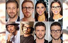 15 gwiazd, które w okularach wyglądają o wiele lepiej ! Jednak Ryan Gosling i Justin Timberlake mogą jeszcze zaskoczyć! [GALERIA]