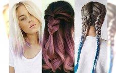 DIP-DYE HAIR - fryzjerski trend do wypróbowania. 19 hot propozycji, które pokochacie