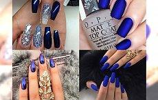 DEEP BLUE MANI - Ożywczy kolor paznokci dla tych, które chcą odmłodzić swój look