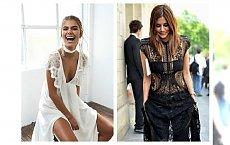 Kobiece koronki opanowały świat mody - zobacz stylizację z koronką w roli głównej!