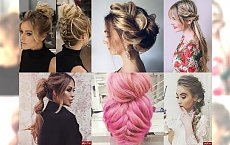 TOP 22 uczesania dla włosów długich i półdługich - przegląd trendów!