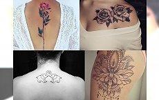 Tatuaże, jakich jeszcze nie widziałaś! Mega kobiece i charyzmatyczne motywy 2017!