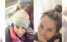 Paulina Sykut pokazała zdjęcie z córką!