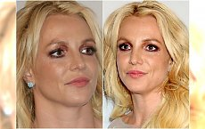 Grammy 2017: Co się stało z twarzą Britney Spears?