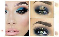 Makijaż z kolorowym akcentem nie musi być kiczowaty - postaw na stylowy wizerunek!