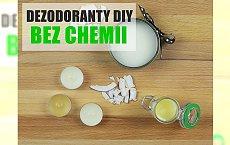 [DIY] Jak zrobić dezodorant bez chemii?