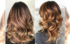 Tiger eye - najmodniejsza koloryzacja włosów 2017. To trzeba wypróbować!