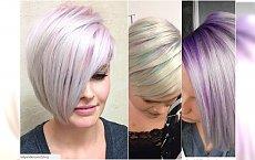 Kolorowe odrosty - HIT w koloryzacji włosów! Co powiecie na kontrastowy kolor u nasady?