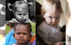 Rozwścieczone dzieciaki - rodzice musieli nieźle zajść im za skórę... GALERIA wkurzonych maluchów