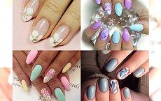 Wielka galeria inspiracji na subtelny manicure, dzięki któremu poczujesz powiew wiosny!