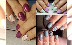 Hybrydy na wiosnę - wzory lekkie i świeże. 20 pomysłów na nowy manicure!