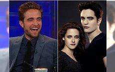 Robert Pattinson zbrzydł? Zobaczcie jak ostatnio prezentuje się bożyszcze ze