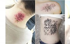 Tatuaż z różami to kicz? Te wzory udowadniają, że może być przepiękny