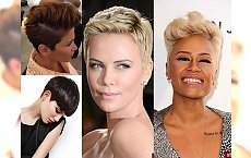 Galeria krótkich fryzurek, które pokochasz od pierwszego wejrzenia!