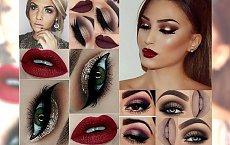 Najnowsze trendy make-up! 20 hipnotyzujących inspiracji 2017!