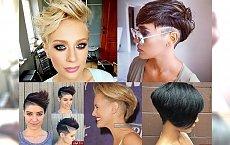 Duża galeria fryzurek dla krótkich włosów - prawdziwe perełki!