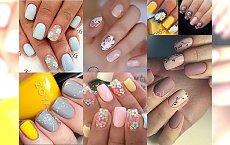 Wybitnie ożywcze inspiracje na wiosenny manicure! Zakochasz się w tych wzorkach i kolorach!