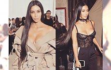 Jak Kim Kardashian wygląda bez swoich słynnych doczepów? Oto odpowiedź!