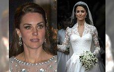 Księżna Kate w NAJPIĘKNIEJSZEJ sukni od czasu ślubu z księciem! Kreacja godna prawdziwej księżniczki